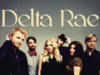 KGSR Presents Delta Rae w/ Jillette Johnson and The Saint Johns