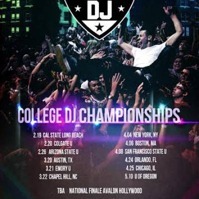 Monster Energy Outbreak College Tour Presents: CampusDJ + Special Guest