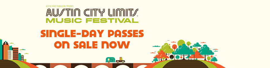 ACL 2014 Single Day On Sale Now