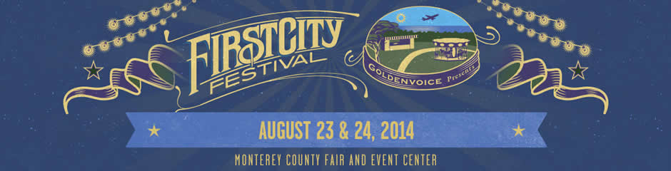 First City Festival Banner