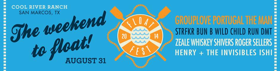 Float Fest Banner