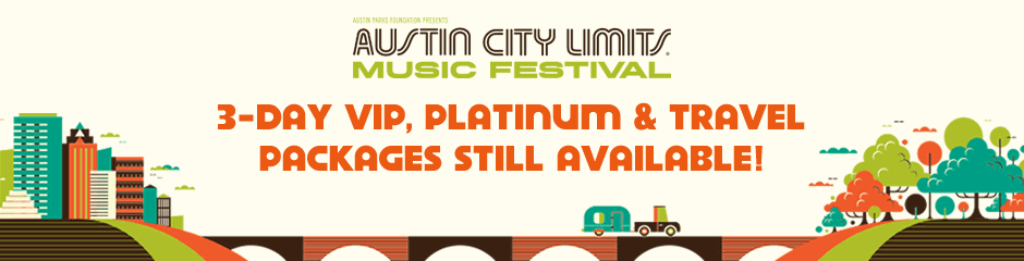 ACL 2014 VIP Platinum Travel
